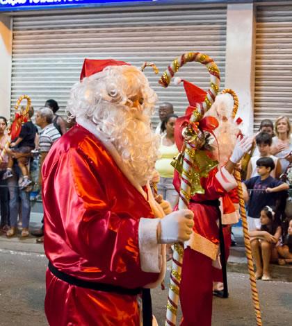 Desfile de Natal ( Por: Vandré Fraga )