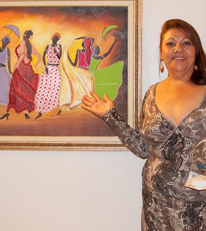Galeria Rio Sul 2013 – Artista Valenciana Selecionada