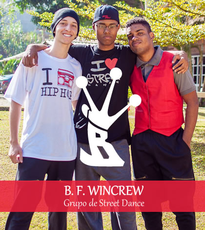 B. F. WINCREW – Grupo de Street Dance