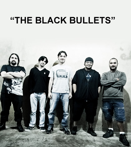 """THE BLACK BULLETS"""