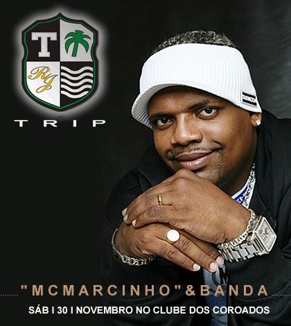"""MC MARCINHO"" & BANDA DIA 30 DE NOVEMBRO 2013"