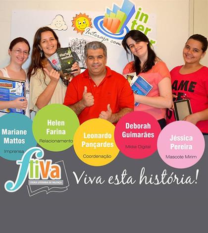 I Feira Literária de Valença – FLIVA