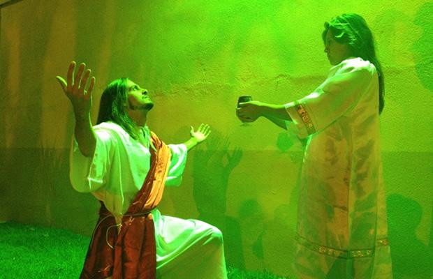 Cia de Teatro Amor e Arte – Paixão de Cristo