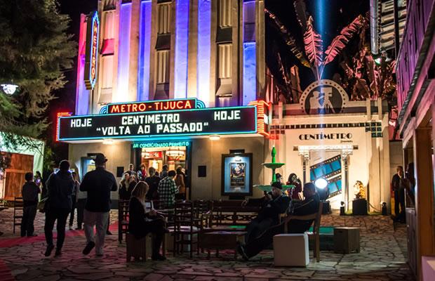 8º Festival CineMúsica movimentou Conservatória no início de setembro