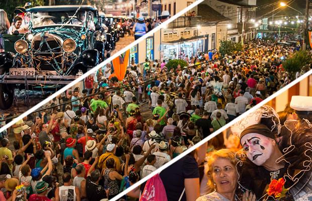Carnaval Antigo Conservatória – 2014