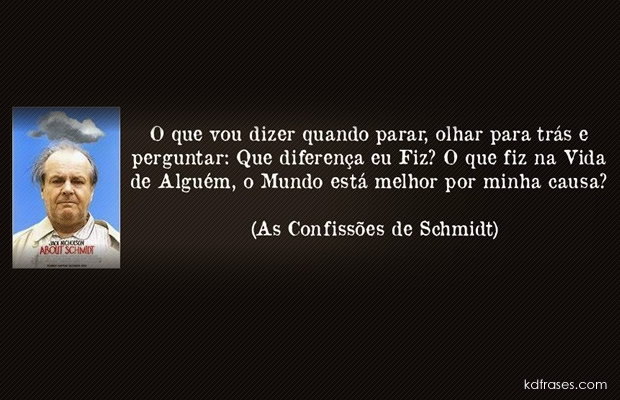 """3ª IDADE: UMA VISÃO PSICOLÓGICA DO FILME """"AS CONFISSÕES DE SMITH"""""""
