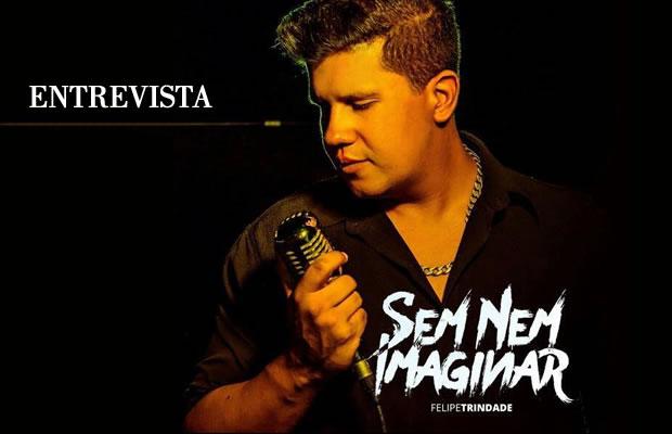 Felipe Trindade (Entrevista) – Lançamento de CD