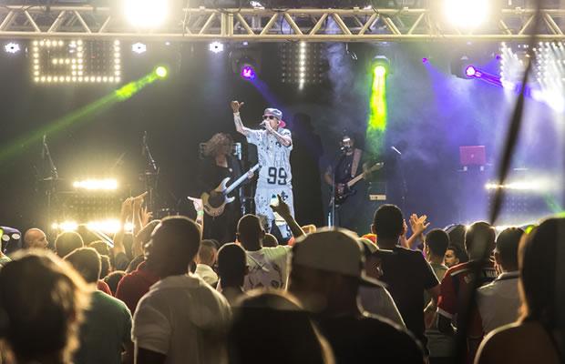 Cobertura MC GUIMÊ – Noite da Ostentação / R&B Produções e Eventos