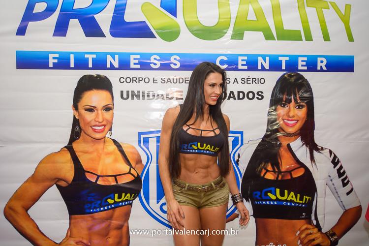 Inauguração da academia PROQUALITY – Gracyanne Barbosa