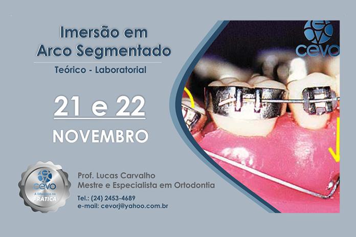 CEVO – Curso de Imersão em Arco Segmentado.