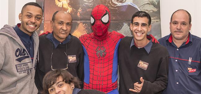 Homem Aranha: De volta ao Lar – CineGlória