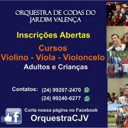 Orquestra de Cordas do Jardim Valença
